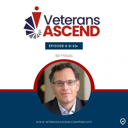 Veterans ASCEND Podcast – Bill Militello