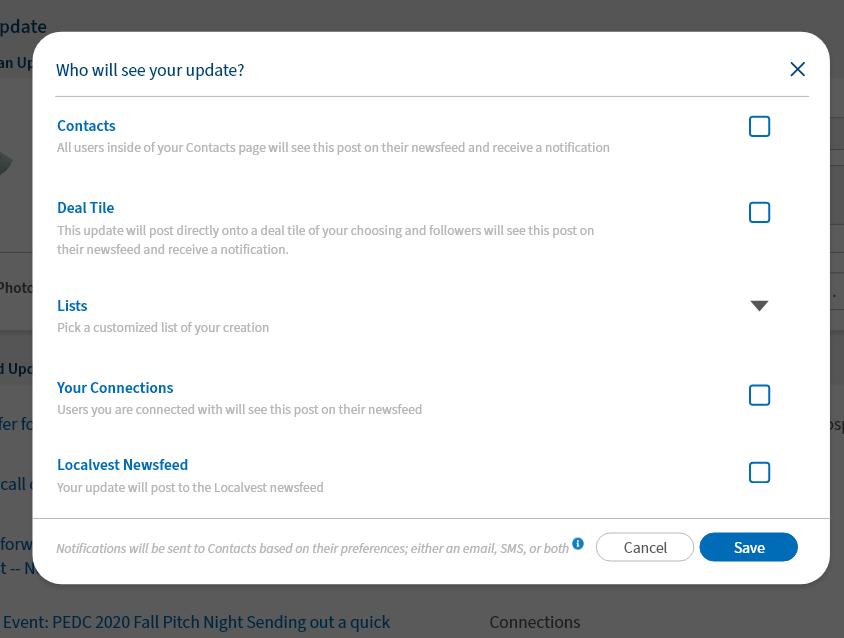 SmartUpdate Localvest screenshot2