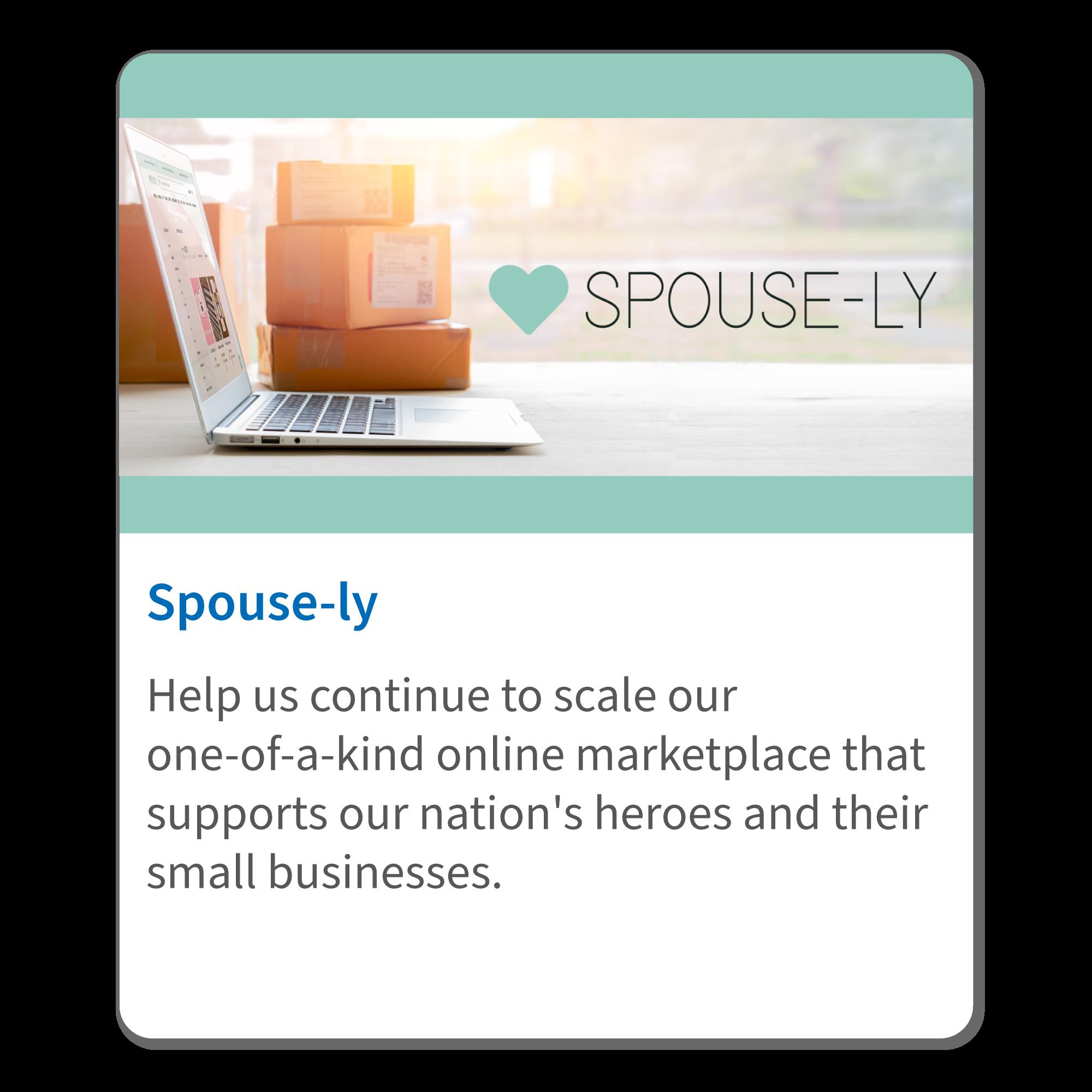 Spouse-ly Deal tile