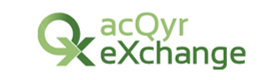 acQyr Exchange logo